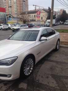 Краснодар BMW 7-Series 2009