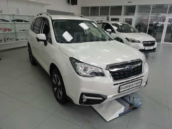 Subaru Forester, 2018 год, 2 160 000 руб.