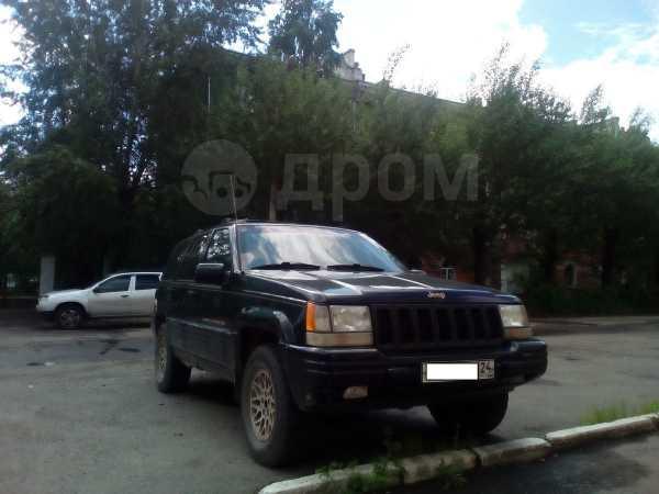 Jeep Grand Cherokee, 1996 год, 120 000 руб.