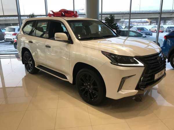 Lexus LX450d, 2018 год, 7 433 383 руб.