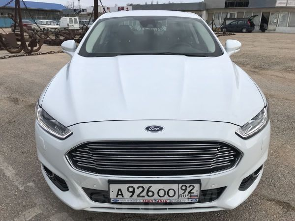 Ford Mondeo, 2017 год, 1 165 000 руб.