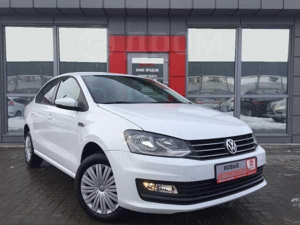 Volkswagen Polo, 2018 год, 859 900 руб.