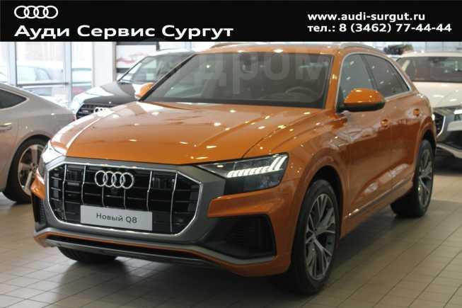 Audi Q8, 2018 год, 6 720 000 руб.
