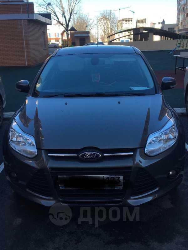 Ford Focus, 2012 год, 473 000 руб.