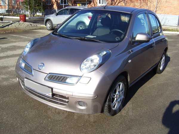 Nissan Micra, 2010 год, 440 000 руб.