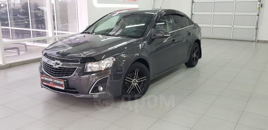 Chevrolet Cruze, 2014 год, 537 000 руб.