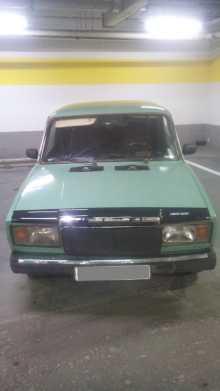 Красноярск 2107 1987