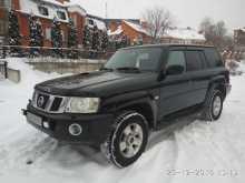 Рязань Nissan Patrol 2006
