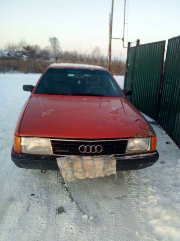 Audi 100, 1985 год, 65 000 руб.