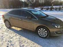 Иваново Opel Astra 2013