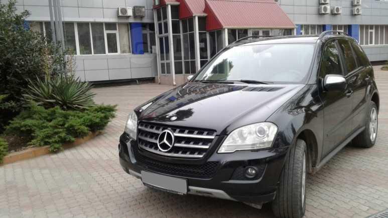 Mercedes-Benz M-Class, 2009 год, 1 100 000 руб.