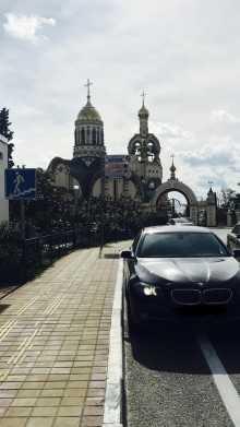 Анапа BMW 5-Series 2013