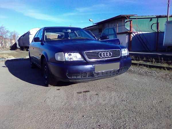 Audi A6, 1995 год, 125 000 руб.