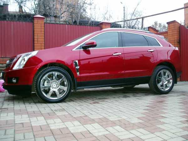 Cadillac SRX, 2010 год, 875 000 руб.
