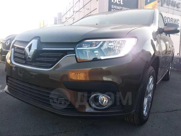 Renault Logan, 2018 год, 880 000 руб.