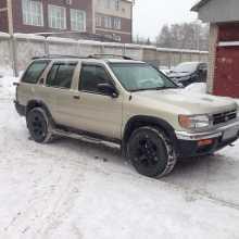 Барнаул Pathfinder 1998