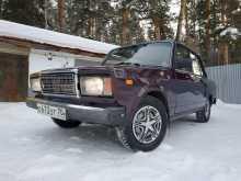 ВАЗ (Лада) 2107, 2002 г., Томск