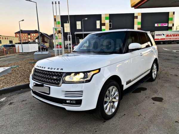 Land Rover Range Rover, 2014 год, 3 050 000 руб.