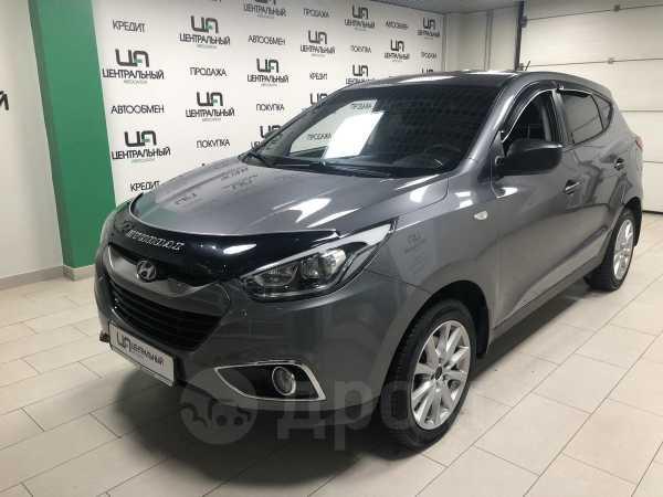 Hyundai ix35, 2015 год, 990 000 руб.