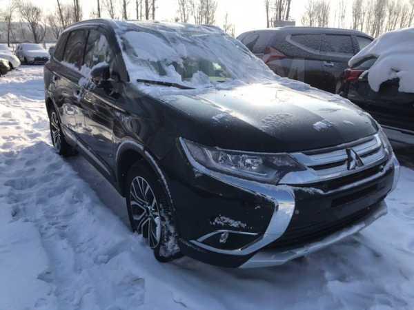 Mitsubishi Outlander, 2018 год, 2 439 000 руб.