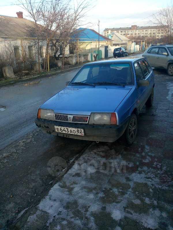Лада 2109, 1992 год, 55 000 руб.
