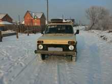 Минусинск 4x4 2121 Нива 1988
