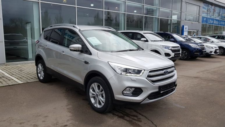 Ford Kuga, 2018 год, 1 856 500 руб.