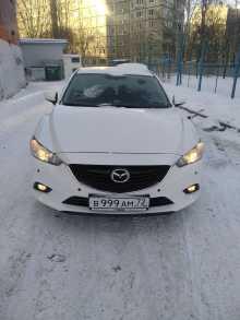 Тюмень Mazda6 2016