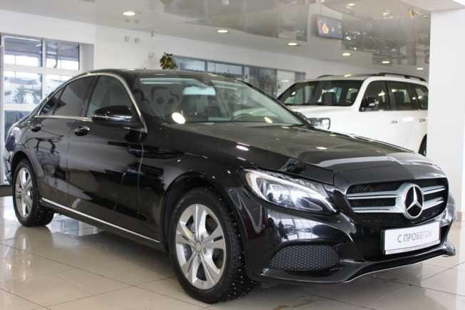 Mercedes-Benz C-Class, 2016 год, 1 780 000 руб.