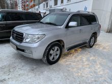 Toyota Land Cruiser, 2008 г., Уфа