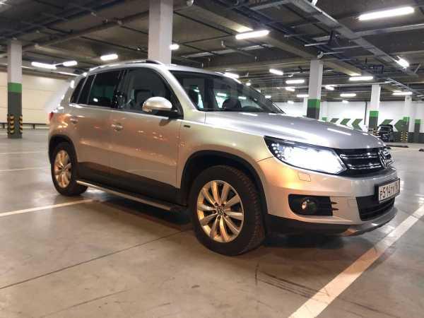 Volkswagen Tiguan, 2016 год, 1 285 000 руб.