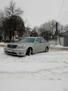 Ростов-на-Дону Lexus LS430 2001