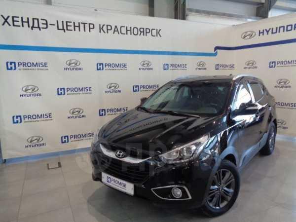 Hyundai ix35, 2015 год, 1 162 000 руб.