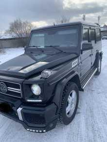Улан-Удэ G-Class 2001