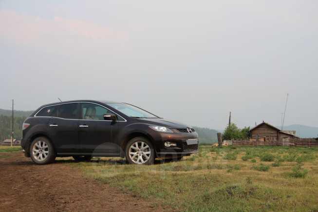 Mazda CX-7, 2007 год, 580 000 руб.