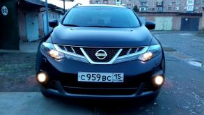 Моздок Nissan Murano 2012