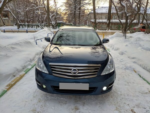 Nissan Teana, 2010 год, 585 000 руб.