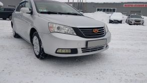 Курск Emgrand EC7 2013