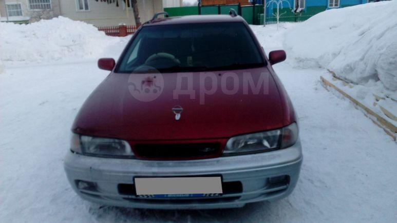 Nissan Lucino, 1997 год, 115 000 руб.