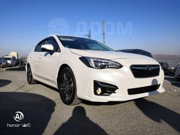 Subaru Impreza, 2017 год, 1 170 000 руб.