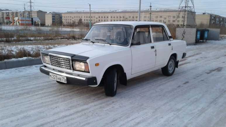 Лада 2107, 2008 год, 140 000 руб.