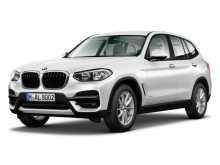 Москва BMW X3 2019