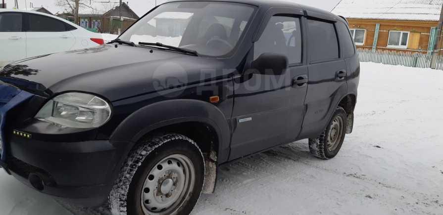 Chevrolet Niva, 2008 год, 230 000 руб.