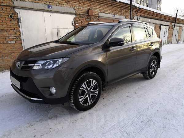 Toyota RAV4, 2014 год, 1 530 000 руб.