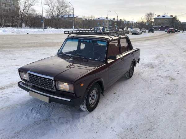 Лада 2107, 2011 год, 70 000 руб.