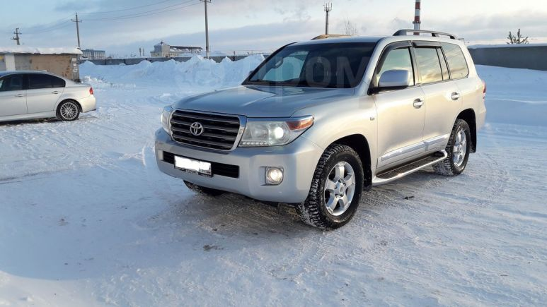 Toyota Land Cruiser, 2007 год, 1 650 000 руб.