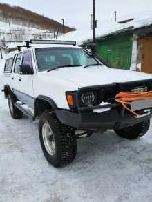 Петропавловск-Камч... Hilux Pick Up 1990