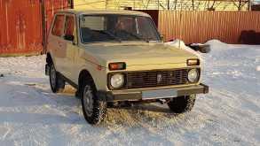 Юргамыш 4x4 2121 Нива 1982