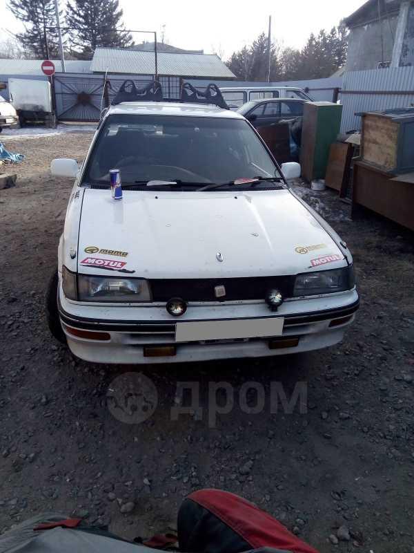 Toyota Corolla, 1989 год, 69 555 руб.