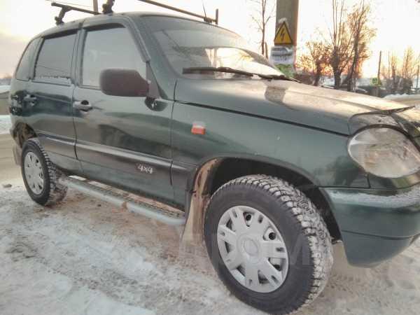 Chevrolet Niva, 2003 год, 169 000 руб.